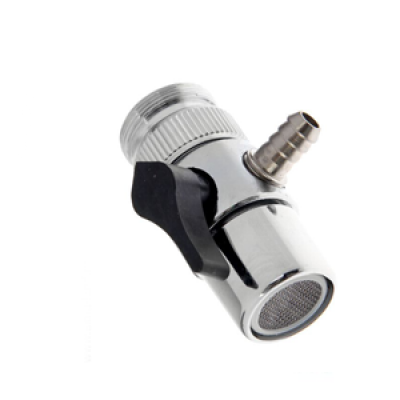 Переходник на кран 8 мм (Дивертор)