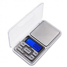 Весы портативные электронные, 500 г