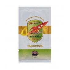 Спиртовые турбо дрожжи «Ракета TURBO» 100 гр