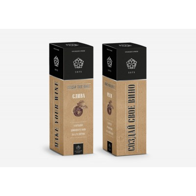 Набор «Создай свое вино 5075 Слива»