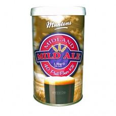 """Солодовый экстракт Muntons """"Midland Mild"""", 1,5 кг"""