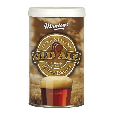 """Солодовый экстракт Muntons """"Old Ale"""", 1,5 кг"""