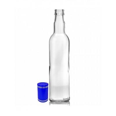 Бутылка Гуала, 0.5л с пробкой