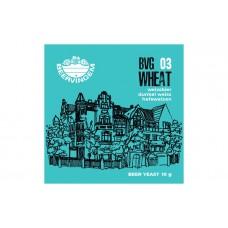 """Дрожжи Beervingem для пшеничного пива """"Wheat BVG-03"""", 10 г"""