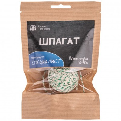 Шпагат «Колбасный» 18-20м