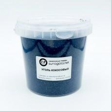 Уголь кокосовый, 1 литр