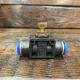 Кран игольчатый для быстросъемных соединений, 12 мм
