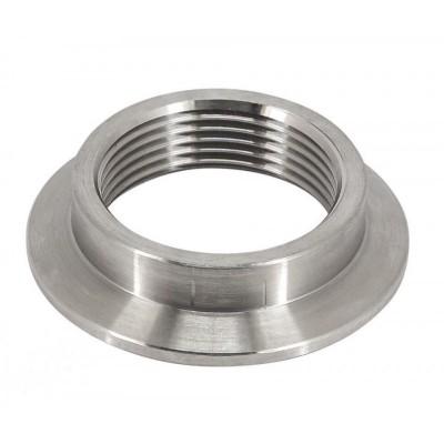 Переходник для ТЭН Tri Clamp «2» - DN40 1-1/2  (Укороченный 15 мм)
