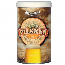 """Солодовый экстракт Muntons """"Premium Pilsner"""" 1,5 кг"""