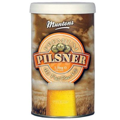 Muntons Premium Pilsner 1,5 кг