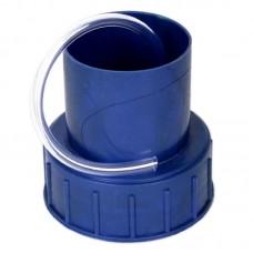 Крышка-гидрозатвор на бутыль 20 литров