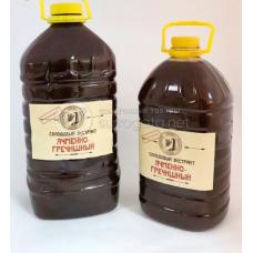 Солодовый экстракт «Ячменно-гречишный» 3л, (3,9 кг)