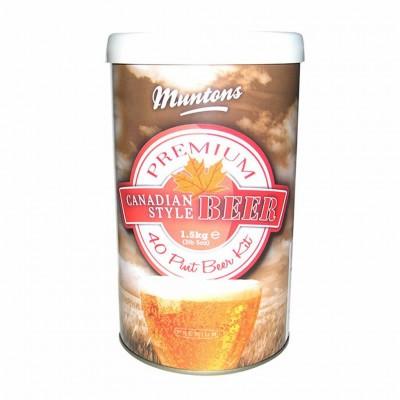 """Солодовый экстракт Muntons """"Canadian Style Beer"""", 1,5 кг"""